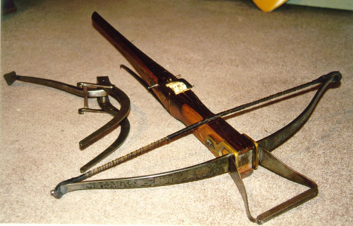 Арбалет и стрелы своими руками фото 773
